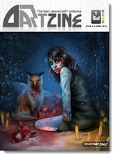 Dartzine Magazine - 02 April 2010