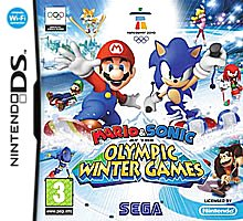 4292 - Mario & Sonic at the Olympic Winter Games(EU)