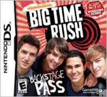 6176 - Big Time Rush Backstage Pass (US)