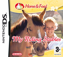 2in1 My Riding Stables And My Western Horse(EU)