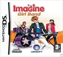 Imagine - Girl Band(EU)