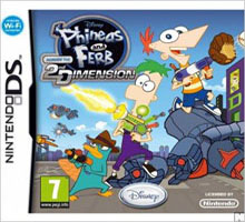 Phineas and Ferb - Across the 2nd Dimension(EU)