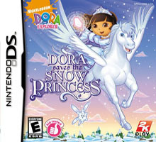Dora the Explorer - Dora Saves the Snow Princess(EU)