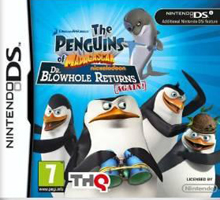 Penguins of Madagascar, The - Dr. Blowhole Returns Again(EU)