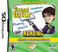 My Virtual Tutor: Reading 1st Grade to 2nd Grade (U)